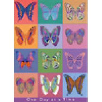 One Day at a Time - Butterfly by Meiji Stewart - 9781568384825 Book