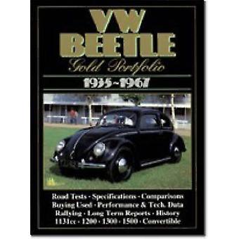 VW Beetle Gold Portfolio - 1935-67 by R. M. Clarke - 9781855201910 Bo