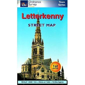 Letterkenny by Ordnance Survey - 9781901496048 Book