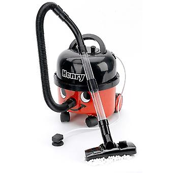 Casdon Little Helper Henry Vacuum Cleaner With Working Suction Replica Toy