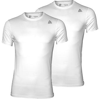 Reebok 2-Pack Sports Performance Crew-Neck T-Shirts
