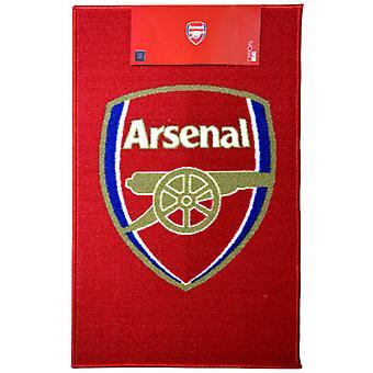 Arsenal FC Crest vloer tapijt