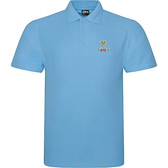 Royal Army Physical Training Corps PTI - Licence British Army Embroidered RTX Polo
