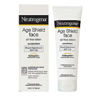 Neutrogena age shield face, sunscreen lotion, spf 110, 3 oz