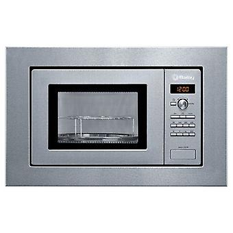 Built-in forno a microonde con grill acciaio inox Balay 3WGX1929P 18 L 800W