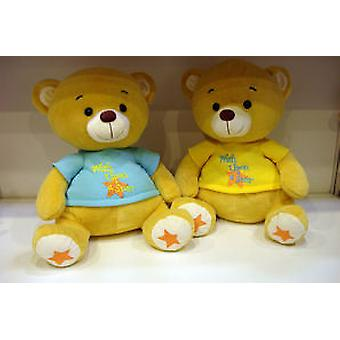 Import Teddy Jersei Yellow 35 Cm (Toys , Dolls And Accesories , Soft Animals)