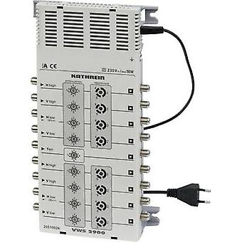 SAT amplifier 8-way Kathrein VWS 2900