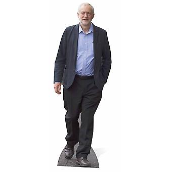Jeremy Corbyn Cardboard Cutout / Standee / Stand Up