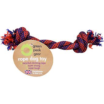 Green Peak Gear 2 Strand Knotted Bone Toy (Pack of 3)