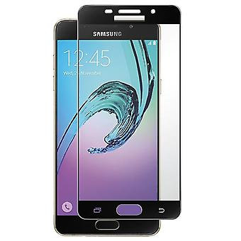 Edge to Edge Tempered Glass Screen Protector Samsung Galaxy A3 (2017) - Black