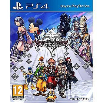 Kingdom Hearts HD 2,8 Schlusskapitel Prolog PS4