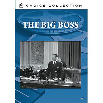 Big Boss (1941) [DVD] USA import