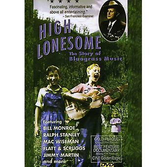 High Lonesome - Story of Bluegrass Music [DVD] USA import