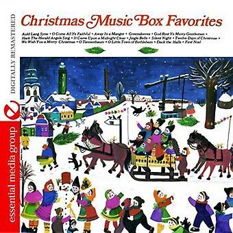 Ferie musik boksen tumblere - jule musik boksen favoritter [CD] USA import