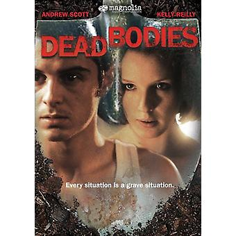 Dead Bodies [DVD] USA import