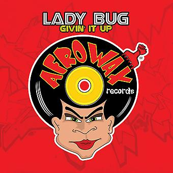 Lady Bug - Givin' It Up [CD] USA import