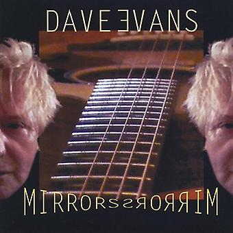 Dave Evans - Mirrors [CD] USA import
