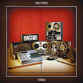 Wolf mennesker - tidender [Vinyl] USA importerer