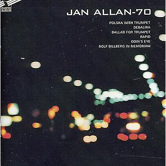 Lindberg/Danielsson/Dominiqu - Jan Allan-70 [CD] USA import