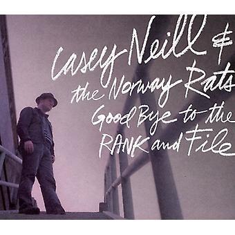 Casey Neill & Norge rotter - farvel til Rand & fil [CD] USA importen
