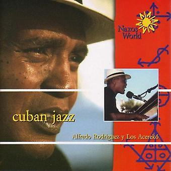 Alfredo Rodriguez & Los Acereko - Cuban Jazz [CD] USA import