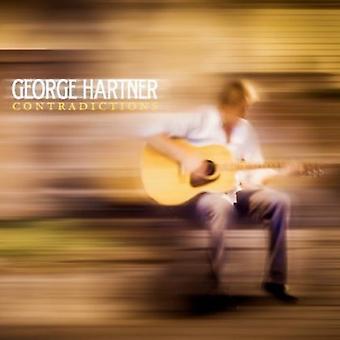 George Hartner - Contradictions [CD] USA import