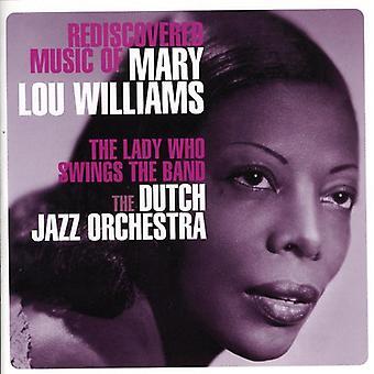 Hollandske Jazz Orchestra - genopdagede musik af Mary Lou Williams [CD] USA import