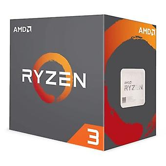 AMD Ryzen 3 1300X CPU with Wraith Cooler, AM4, 3.5GHz (3.7 Turbo), Quad Core, 65W, 10MB Cache, 14nm