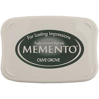 Memento Dye Ink Pad-Olive Grove ME-000-708