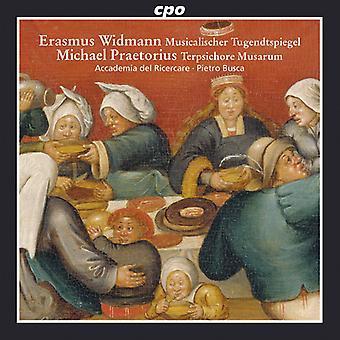 Praetorius, Michael / Accademia Del Ricercare - Spirited Dances From the Seventeenth Century [CD] USA import