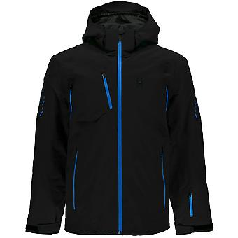 Spyder LEGEND Pinnacle Herren Ski Jacke schwarz