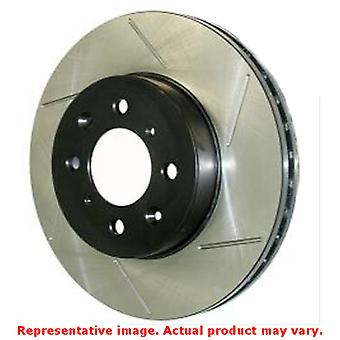StopTech Brake Rotor - SportStop Slotted 126.44109SR Front Right Fits:TOYOTA 1