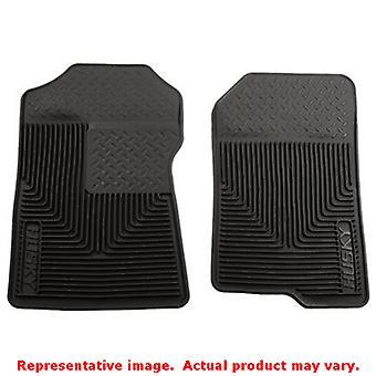 Husky Liners 51021 Black Heavy Duty Floor Mats   FITS:FORD 1997 - 2002 EXPEDITI