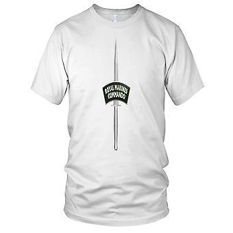 Royal Marine Commando Dagger Kids T Shirt