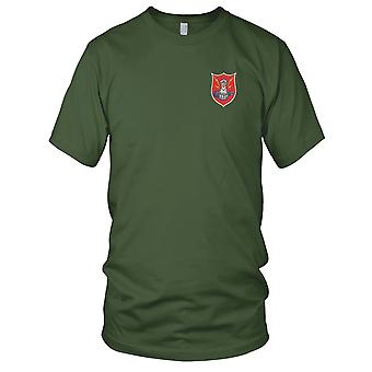 US Navy VC-33 Embroidered Patch - Nighthawks Mens T Shirt