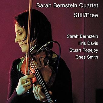 Sarah Bernstein kvartetten - stadig - gratis [CD] USA import
