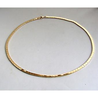 Christliche goldene Halskette