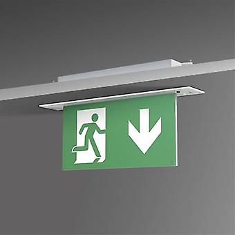 Escape route lighting Ceiling recess-mount B-SAFETY BR 554 030