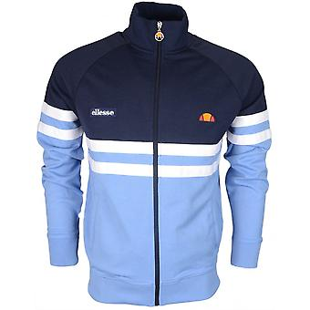 Ellesse Rimini Funnel Neck Silver Lake Blue/dress Blue Tracktop