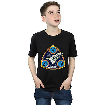 NASA Boys Classic Spacelab Life Science T-Shirt