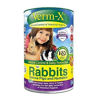 Verm-X - Herbal Nuggets, treats for Rabbits 180g