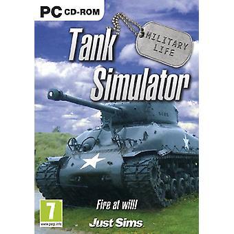 Tank Simulator (PC CD)