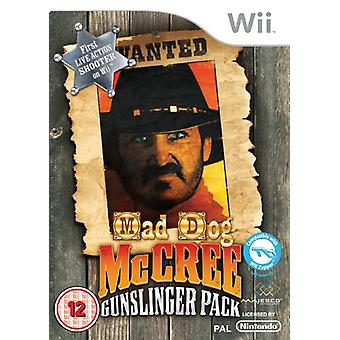 Mad Dog McCree Revolverheld Pack (Wii)