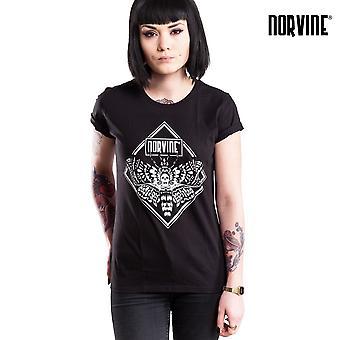 Norvine ladies T-Shirt moth