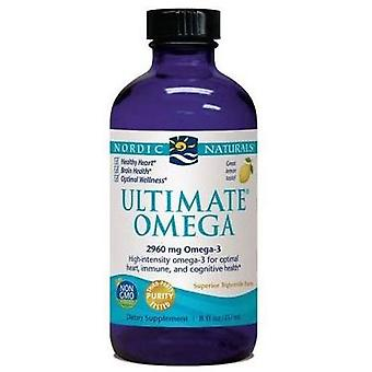 Nordic Naturals Ultimate Omega 2960 mg Omega 3 237 ml