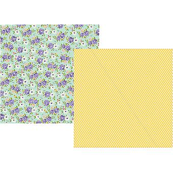 Bliss Double-Sided Cardstock 12
