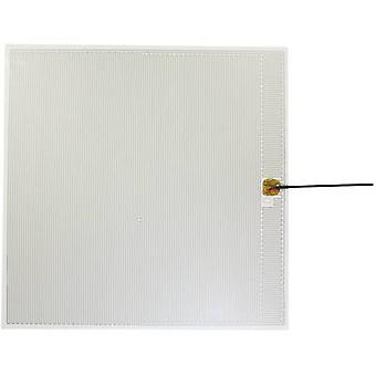 Thermo Polyester Heating foil self-adhesive 230 V AC 100 W IP rating IPX4 (L x W) 500 mm x 500 mm