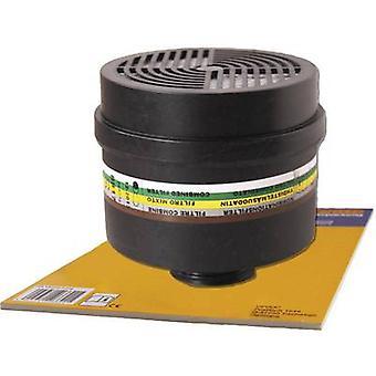 L + D Upixx ガラトーネ Eurfilter 26257 フィルター クラス/保護レベル: ABEK2 P3R 1 pc(s)