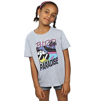 Disney Girls Donald Duck Bird Of Paradise T-Shirt
