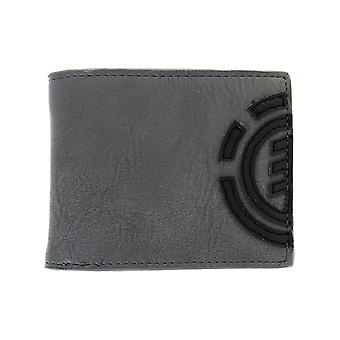 Element Stone Grey Daily Bifold Wallet